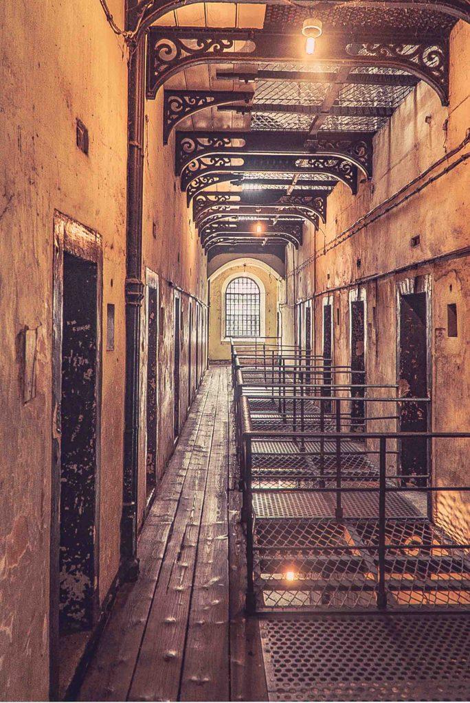 Kilmainham Gaol in Dublin