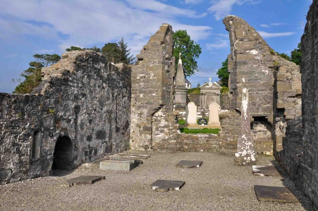 Annals Donegal Franciscan Abbey in Ireland