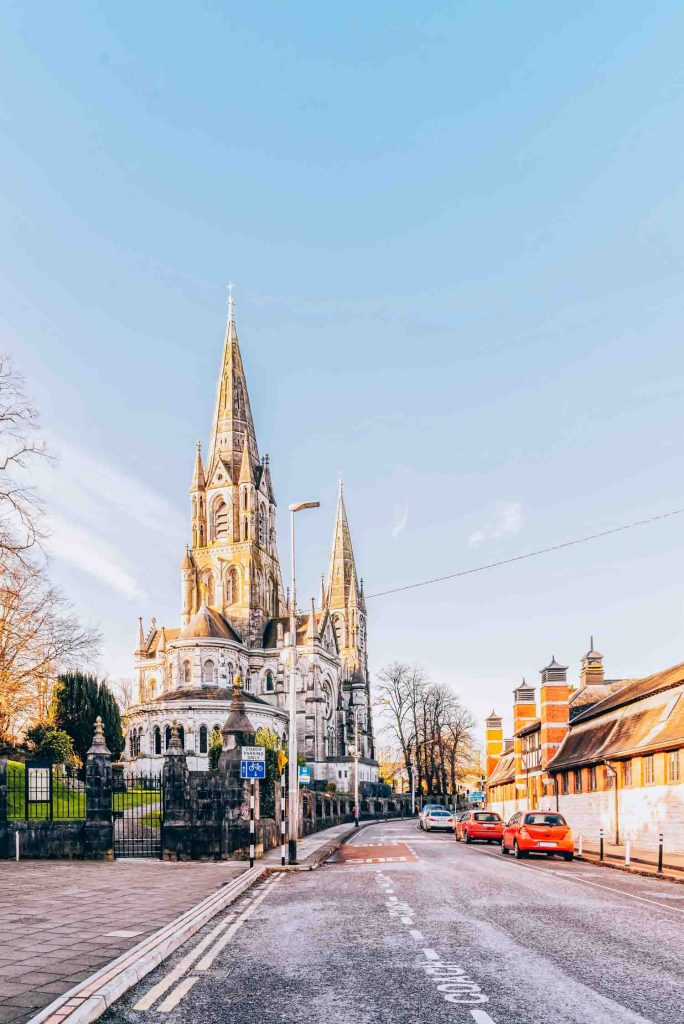 Cathedral Saint Fin Barre in Cork