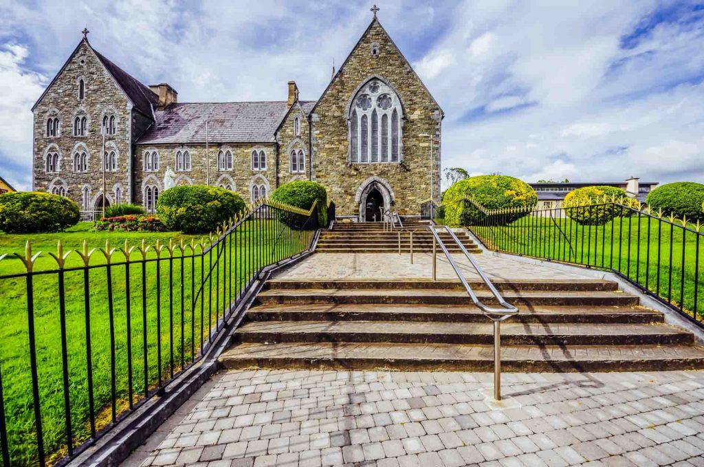 Irish Franciscans Church in Killarney